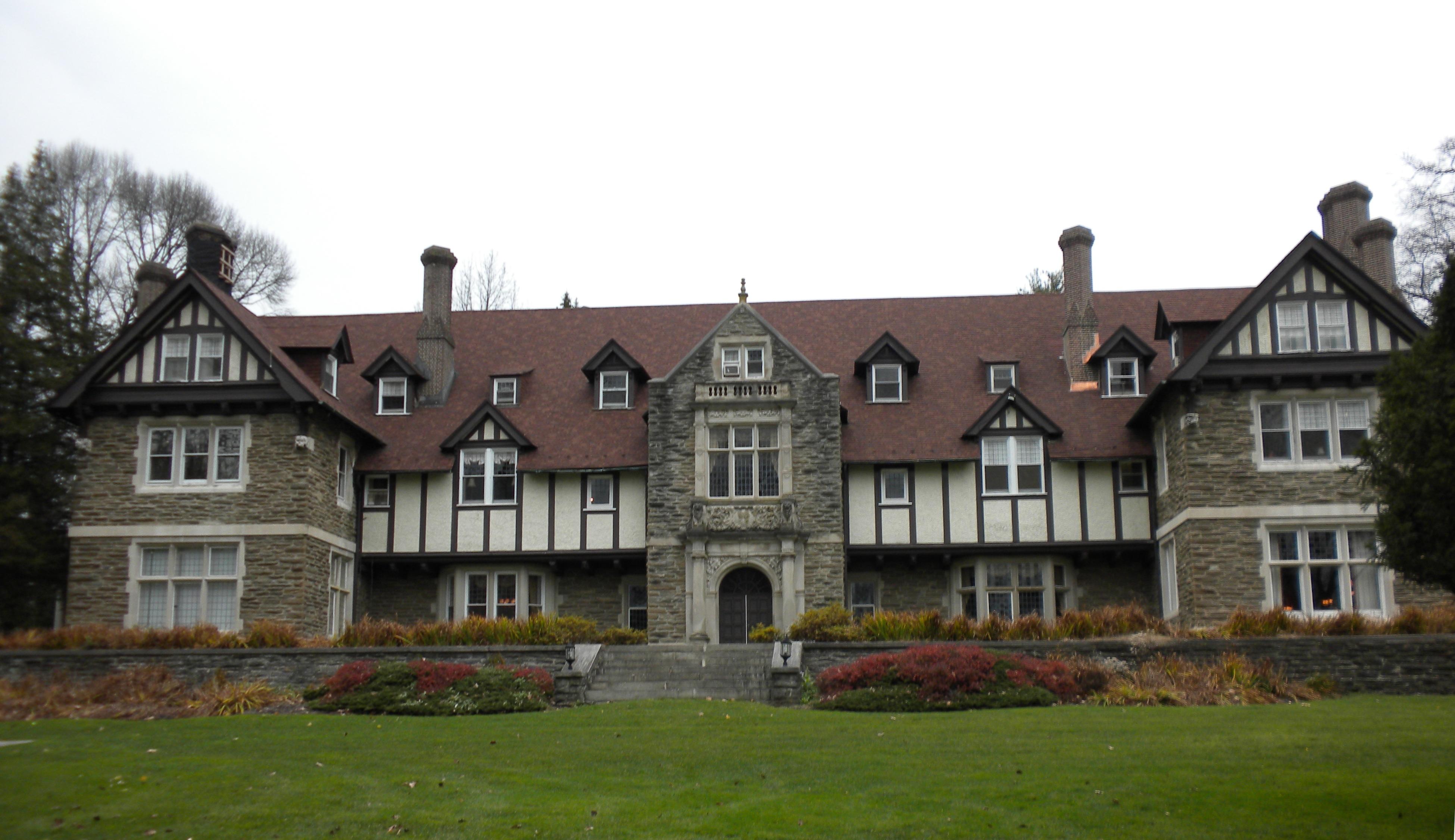 Woodcrest Estate Mansion on Cabrini College Campus . . . is it haunted ...