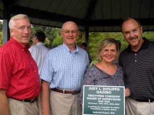 Joe Barks, Jack Edson & Jack Trimmer join Judy