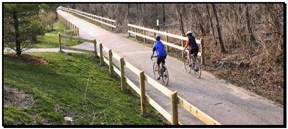 Cheser Valley Trail