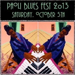 Paoli Blues Fest 2013 - med res