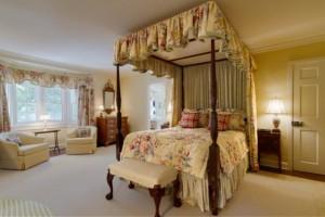 Ann Pugh farmhouse bedroom
