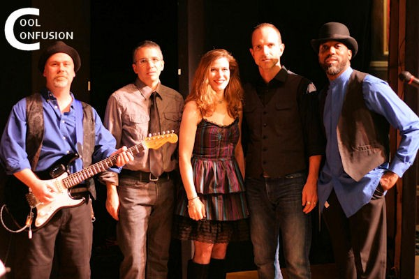Cool Confusion band
