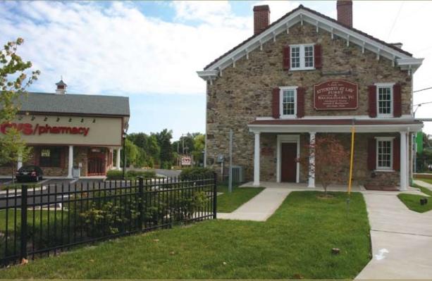 CVS and Audubon Inn