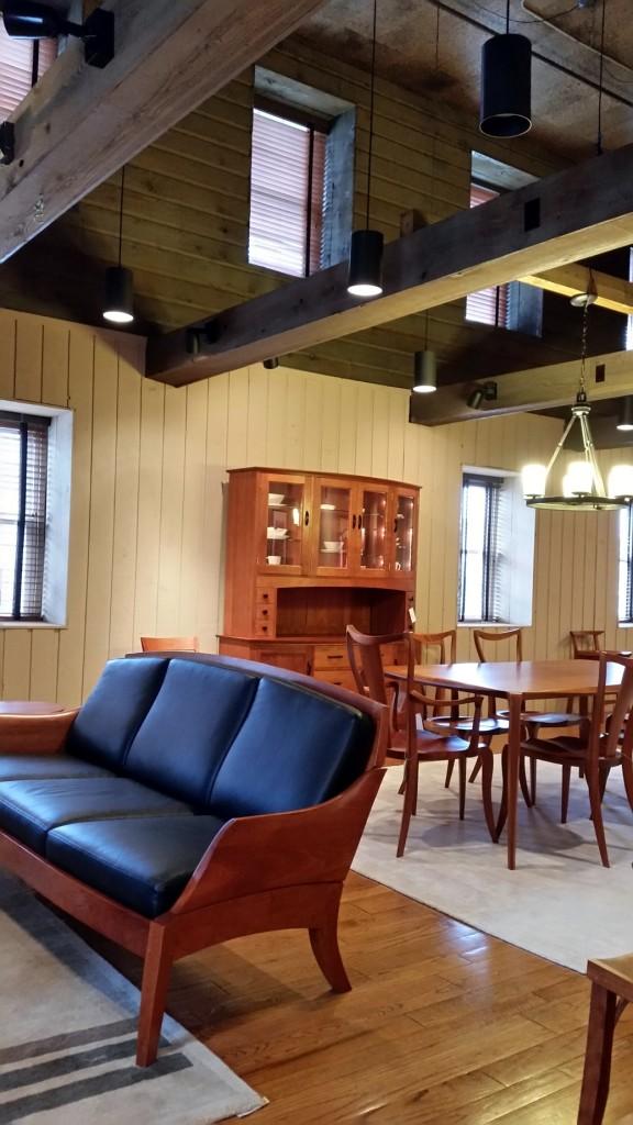 Covered Wagon Inn interior